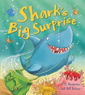 Storytime: Shark's Big Surprise