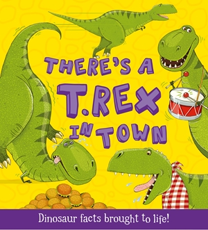 There's a T-Rex in Town