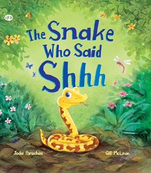 Storytime: The Snake Who Said Shhh...