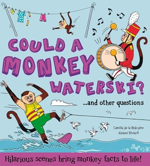 What if: Could a Monkey Waterski?