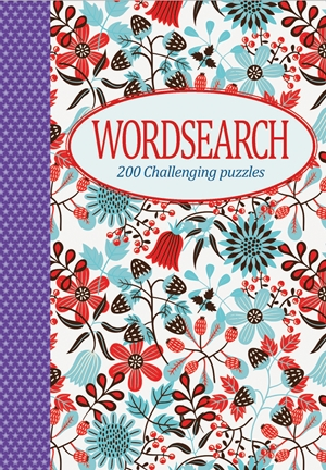 Wordsearch (Purple Star Spine)