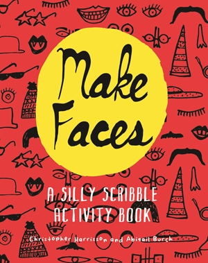 Make Faces A Silly Scribble Activity Book