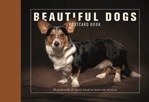 Beautiful Dogs Postcard Book