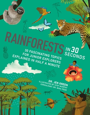Rainforests in 30 Seconds