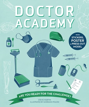 Doctor Academy Are you ready for the challenge?