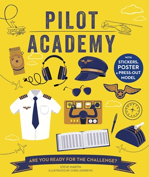 Pilot Academy Are you ready for the challenge?