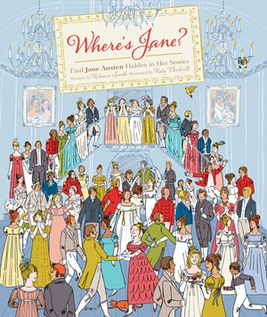 Where's Jane? Find Jane Austen Hidden in Her Stories