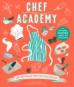 Chef Academy Are you ready for the challenge?