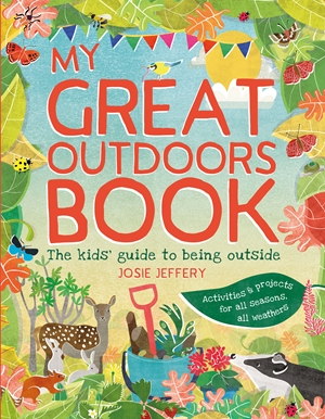 My Great Outdoors Book
