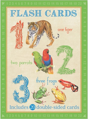 Animal Flash Cards: 123