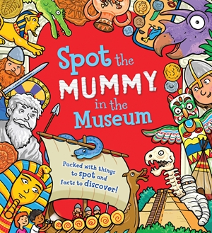 Spot the Mummy in the Museum
