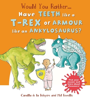 Would You Rather Have the Teeth of a T-Rex or the Armour of an Ankylosaurus?