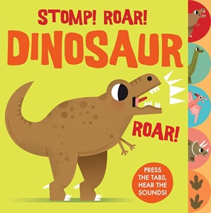 Sounds of the Wild: Stomp Roar! Dinosaur