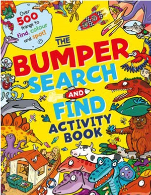 The Bumper Search & Find Activity Book