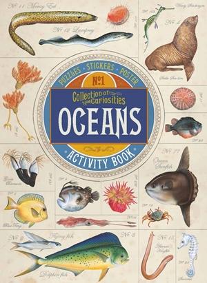 Collection of Curiosities: Oceans