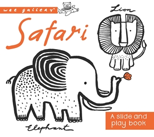 Safari A Slide and Play Book