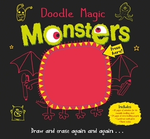 Doodle Magic Monsters