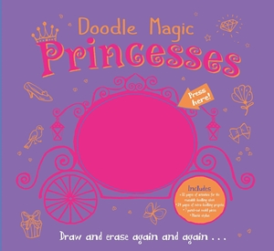 Doodle Magic Princesses