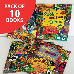 Spot the... (pack of 10 books)