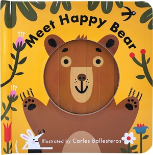 Little Faces: Meet Happy Bear