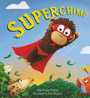 Storytime: Superchimp