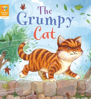 Reading Gems (Level 2): The Grumpy Cat
