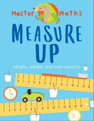 Master Maths Book 3: Measure Up