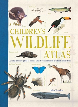 Children's Wildlife Atlas