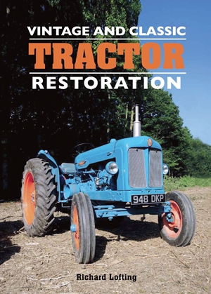 Vintage and Classic Tractor Restoration