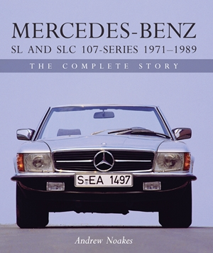 Mercedes-Benz SL and SLC 107 Series