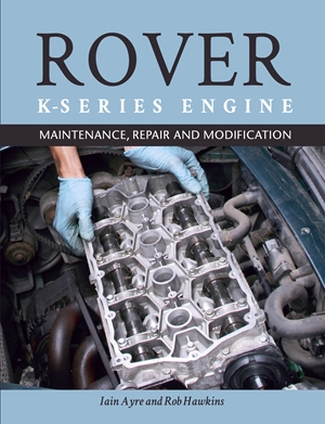 Rover K Series Engine