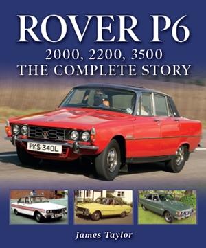 Rover P6: 2000, 2200, 3500