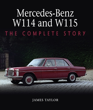Mercedes-Benz W114 and W115