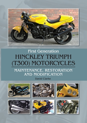 First Generation Hinckley Troumph (T300) Motorcycles