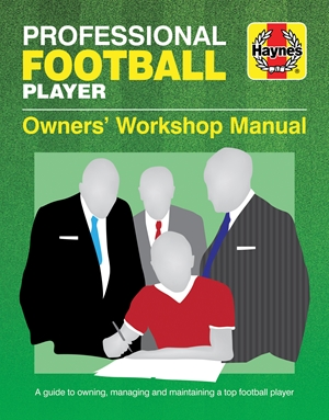 Professional Football Player Owners' Workshop Manual