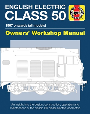 English Electric Class 50