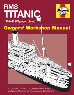 RMS Titanic Manual 1909-12 (Olympic Class)