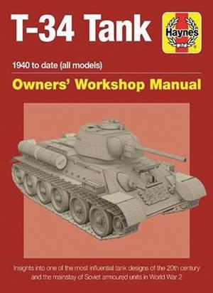Soviet T-34 Tank Manual