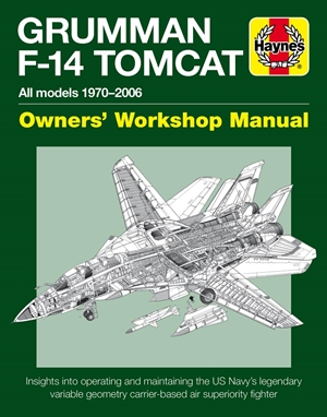 Grumman F-14 Tomcat Owners' Workshop Manual