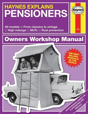 Haynes Explains Pensioners