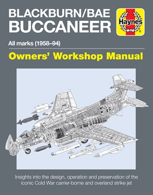 Blackburn/BAE Buccaneer Owners' Workshop Manual