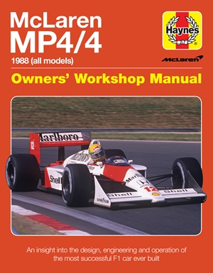 McLaren MP4/4 Owners' Workshop Manual