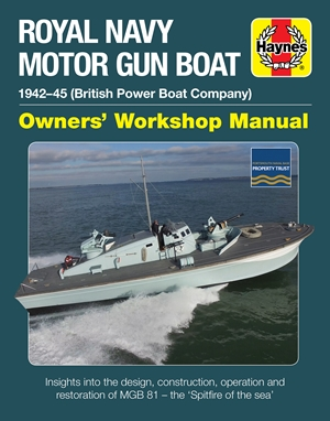 Royal Navy Motor Gun Boat
