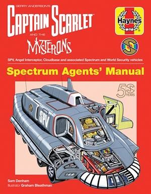 Captain Scarlet Manual