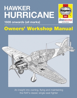 Hawker Hurricane Owners' Workshop Manual