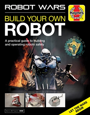 Robot Wars Build your own Robot manual