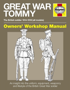Great War Tommy Owners' Workshop Manual
