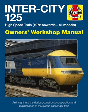 Inter-City 125 Owners' Workshop Manual
