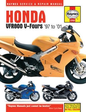 Honda VFR800 V-Fours '97-'01