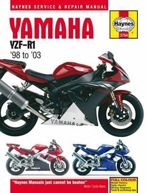 Yamaha YZF-R1, '98-'03